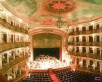 Opera House Balconies