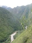 Urubamba from Trail