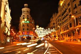 madrid night